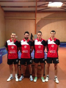 equipe 1 ping